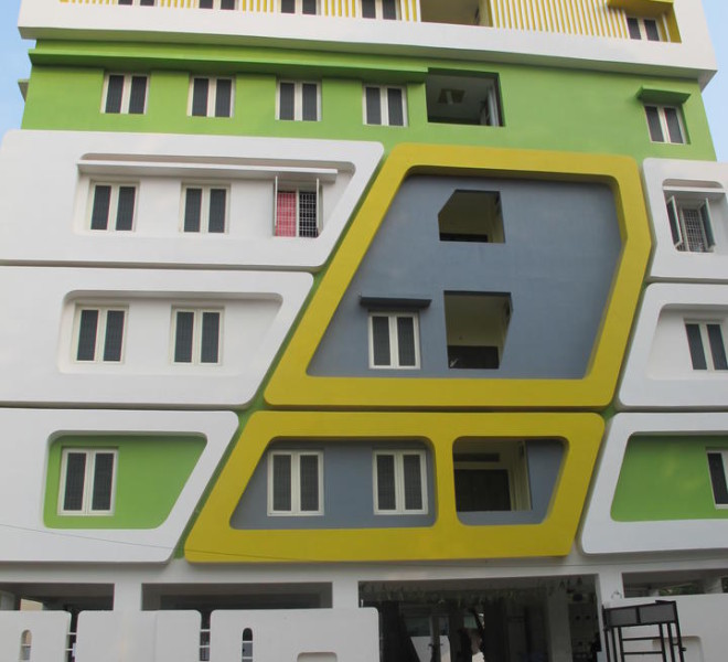 Residential Apartment for sale at Rajahmundry