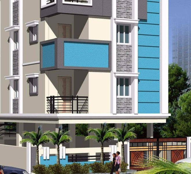 Residential Apartment for Sale in Powerpet