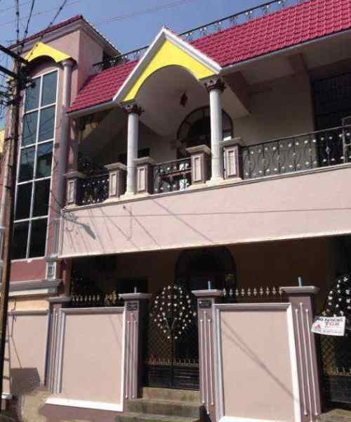 Independent House for sale in Rajahmundry