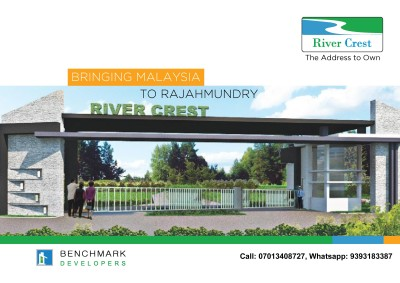 River Crest Project in Rajahmundry