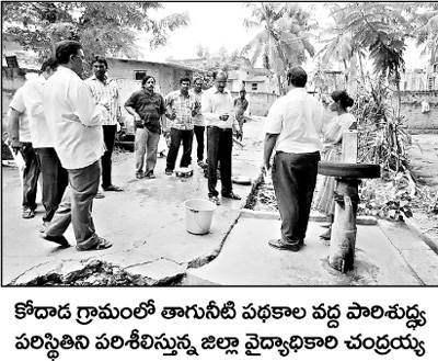Health Centers in Rajahmundry