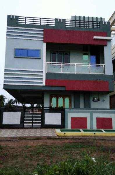 Duplex House For Sale at Tanuku