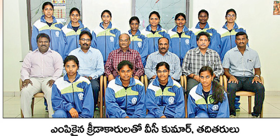 Jeentiyuke team competitions in South India
