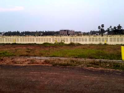 residential land sale in west godavari