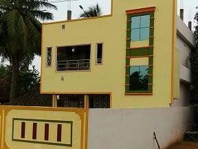 4 BHK Independent Villa For Sale In Srirampuram