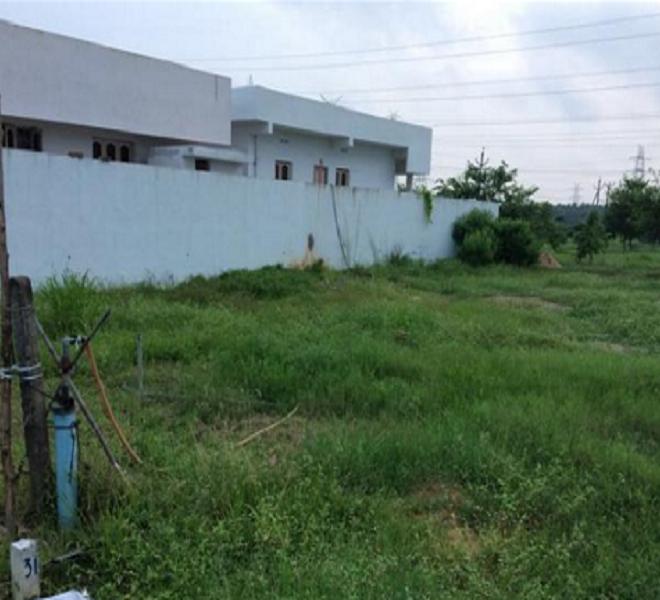 Residential Plot In Bommuru