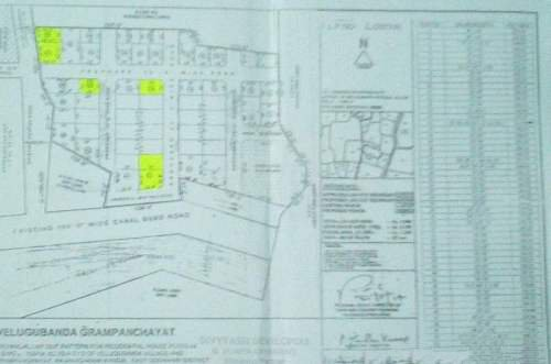 Residential Plots For Sale In Velugubanda