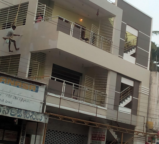 Commercial Showrooms for Lease in Surya Rao Peta