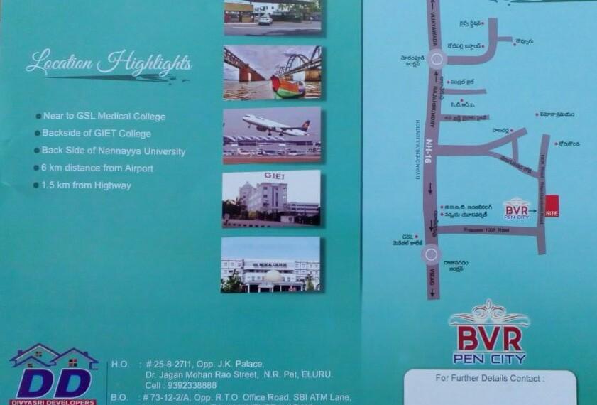 Residential Plots For Sale In Velugubanda