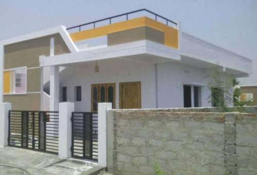 2 BHK Independent Villa For Rent In Ganganapalle