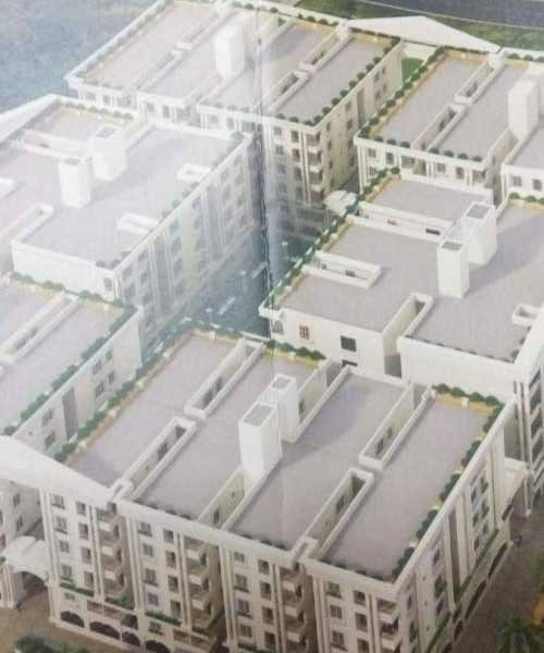 2 BHK Residential Flat For Sale In Alcot Gardens