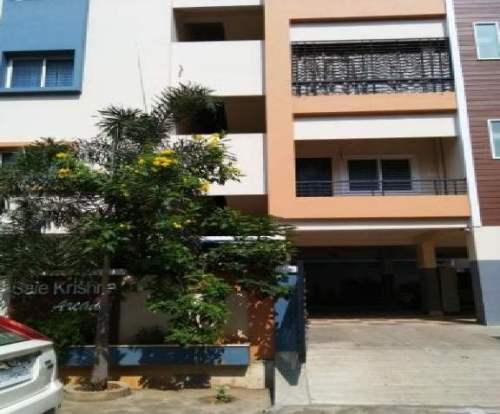3 BHK Residential Flat For Sale Near AV Appa Rao Rd