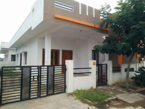 2 BHK Independent Villa For Sale In Ganganapalle