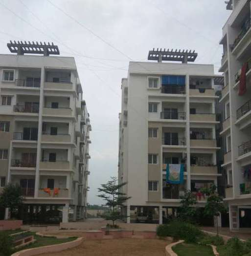 3 BHK Residential Flat For Sale In Sarpavaram