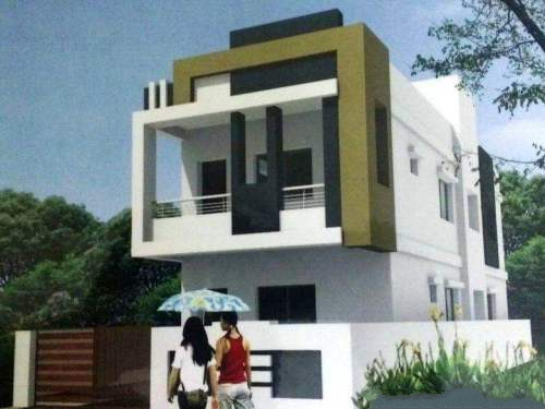 3 BHK Independent Villa For Sale In Sanitorium